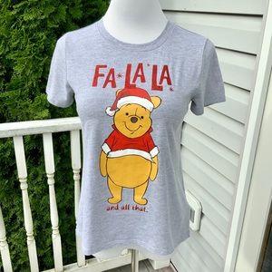 Winnie the Pooh Holiday Tee